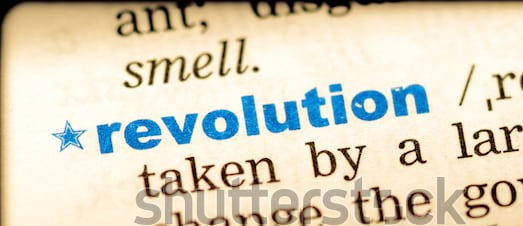 closeup-word-english-dictionary-revolution-600w-364463285